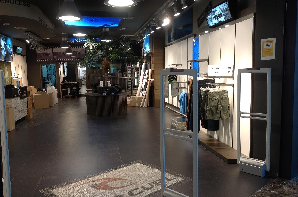 Macson c c la gavia madrid gmc interiores - The body shop madrid ...