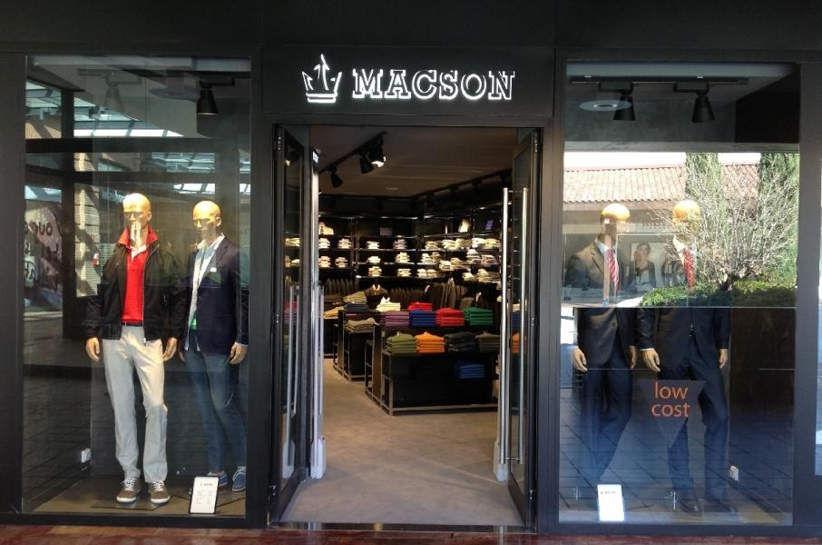 Macson c c torrelodones madrid gmc interiores - The body shop madrid ...